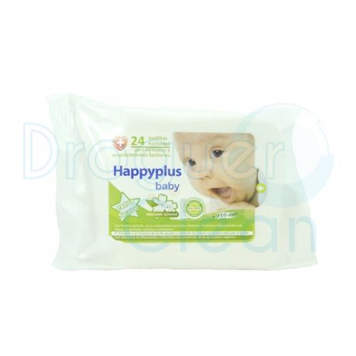 Happy Net Baby Toallitas 24 Servicios