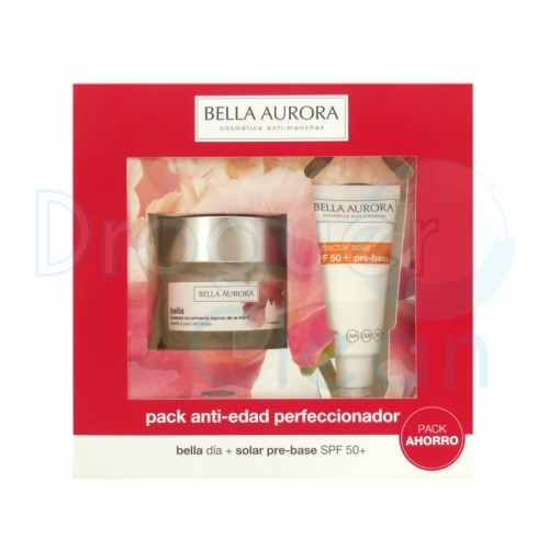 Bella Aurora Bella Día 50 Ml + Protector Solar Pre-base Spf 50+ 30 Ml
