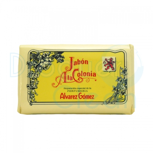Álvarez Gómez Jabón Natural Colonia Pastilla 125 Gr
