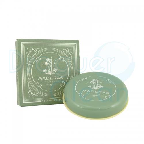 Maderas Maquillaje Polvo Crema N°1 Natural 15 Gr
