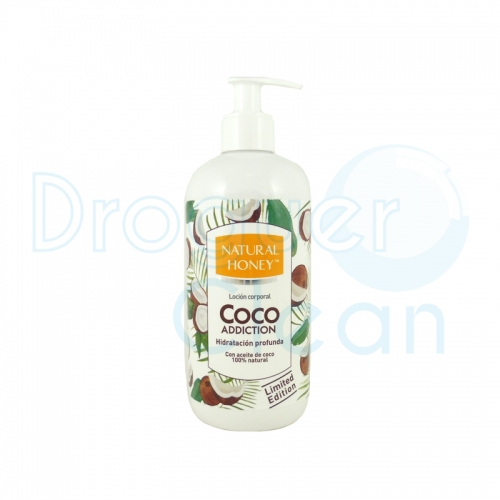Natural Honey Loción Corporal Coco Addiction 400 Ml