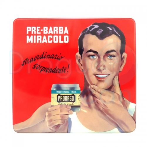 Proraso Estuche Crema Pre-Shave, Crema Afeitado y Bálsamo After Shave