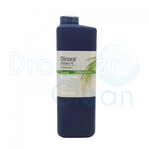 Dicora Gel De Baño Vetiver & Ginseng Energy 750 Ml