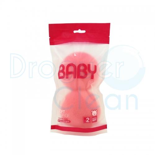 Suavipiel Esponja Baby Hipoalergénica Bebé 2 Uds