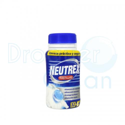 Neutrex Pastillas Efecto Lejía 32 Uds