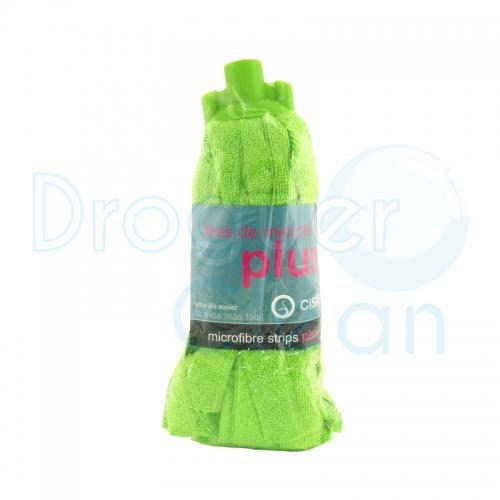 Cisne Fregona Tiras Microfibra Plus Colores