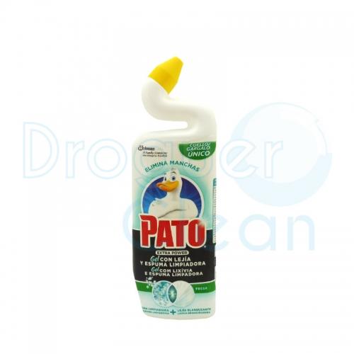 Pato Wc Fresh Gel Con Lejía 750 Ml
