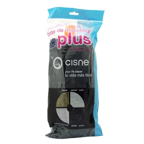 Cisne Fregona Tiras Microfibra Plus Especial Colores