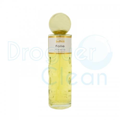 Saphir Eau De Parfum Folie Mujer Spray 200 Ml