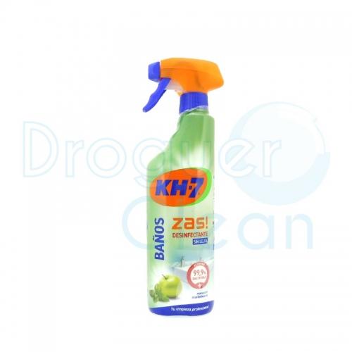 Zas Kh-7 Desinfectante Baños Sin Lejía Pistola 750 Ml