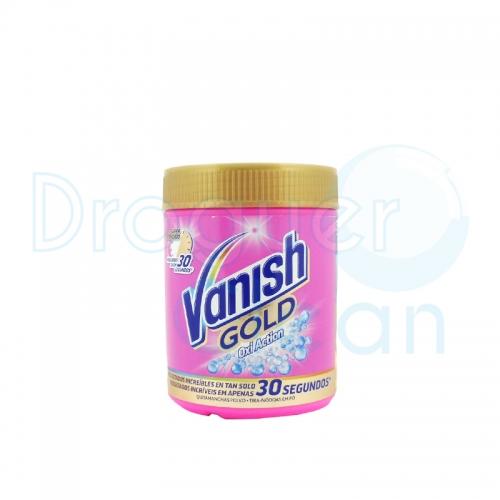 Vanish Gold Oxi Action Quitamanchas Polvo 450 Gr