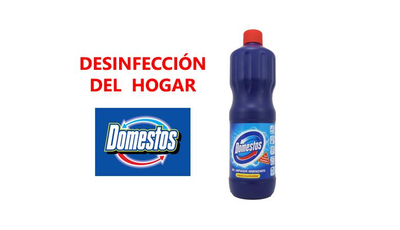 Domestos Limpiador Gel Higienizante