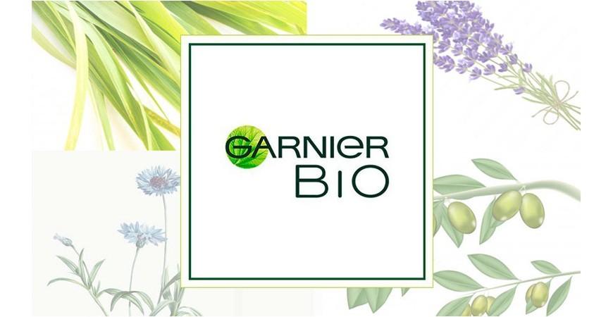 El mejor cuidado facial de Garnier BIO tiene fórmula vegana, ecológica y sensorial