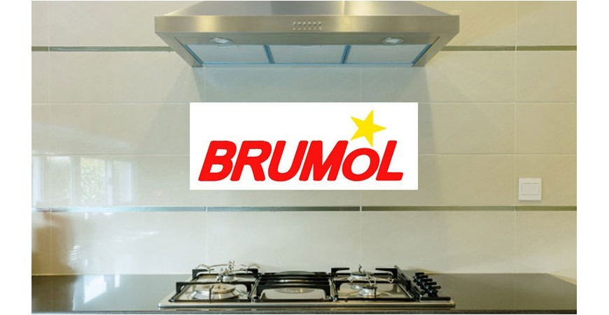 Quitar la grasa incrustada en la cocina y en la ropa nunca fue tan fácil, con Brumol Azul.