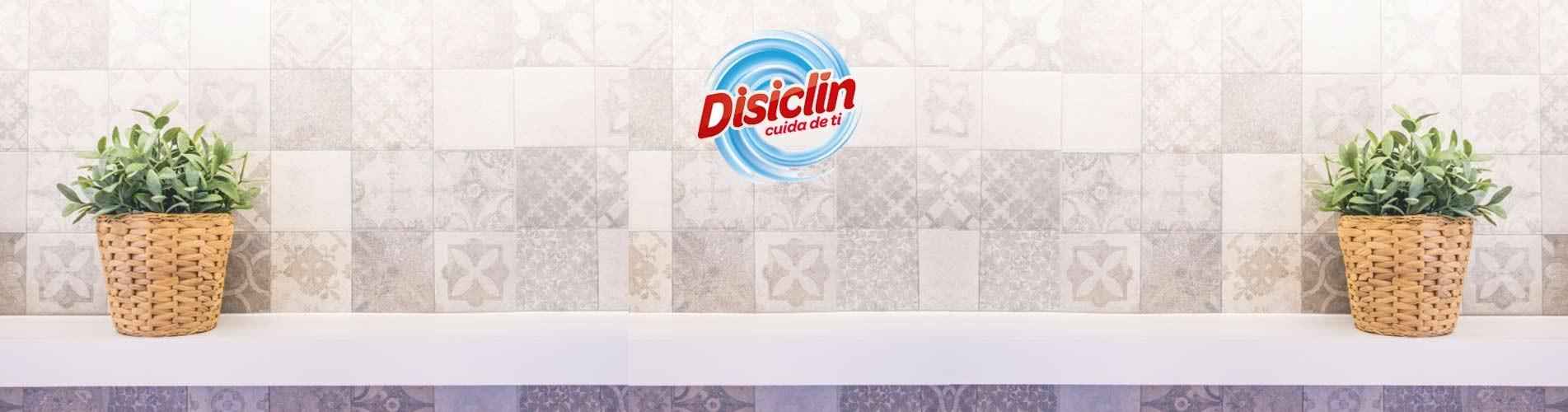 Disiclin, la limpieza para todos los hogares